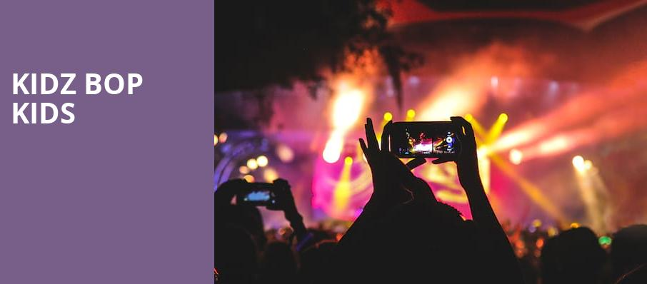 Kidz Bop Kids, Skyline Stage, Philadelphia