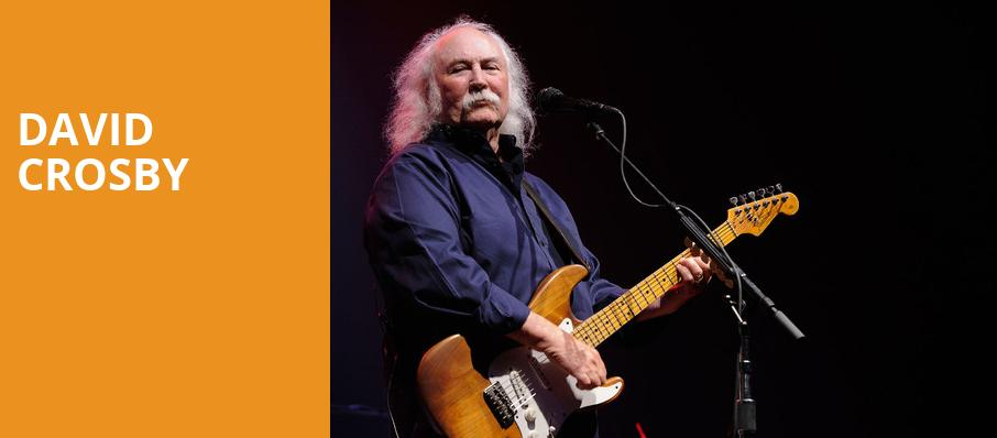 David Crosby, Musikfest Cafe, Philadelphia