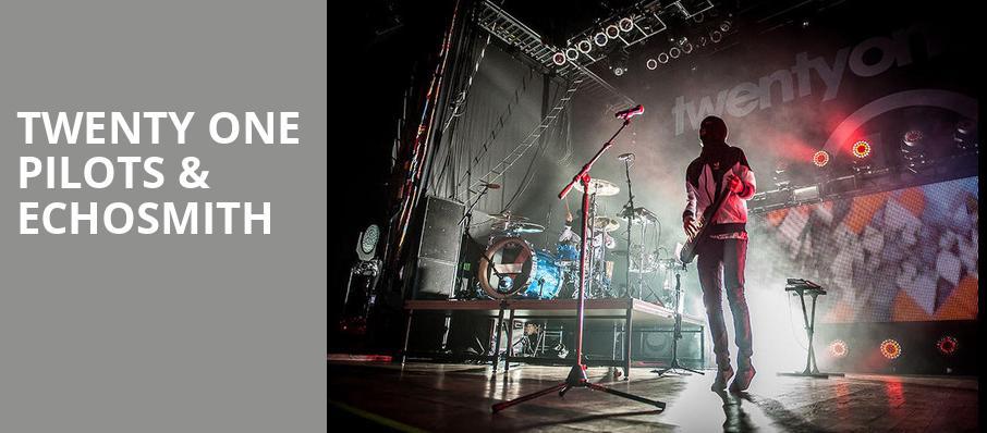 Twenty One Pilots Echosmith Penns Landing Festival Pier Philadelphia Pa Tickets Information Reviews