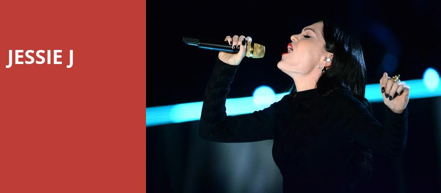 Jessie J, Electric Factory, Philadelphia