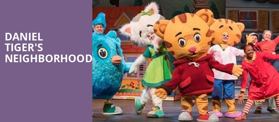 Daniel Tigers Neighborhood, Merriam Theater, Philadelphia