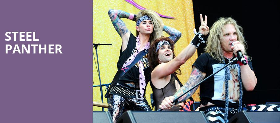 Steel Panther, Theatre Of The Living Arts, Philadelphia
