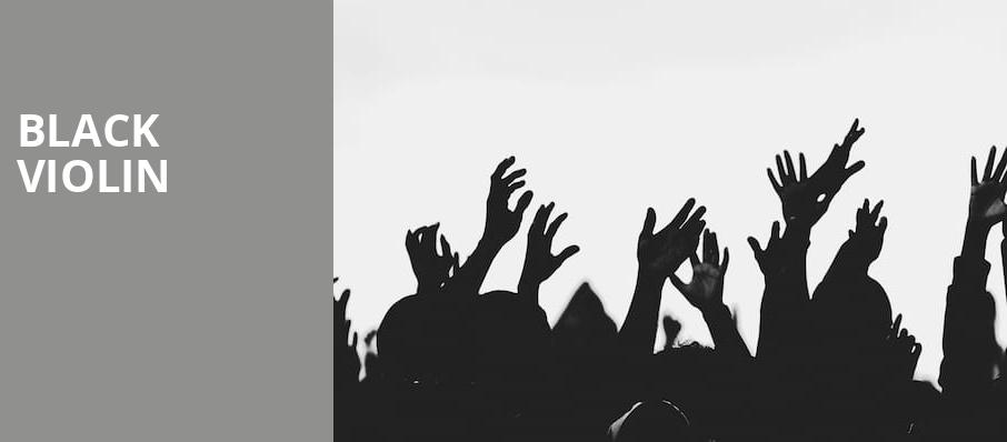 Black Violin, Merriam Theater, Philadelphia