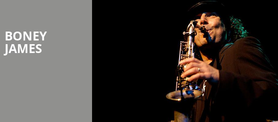 Boney James, Keswick Theater, Philadelphia