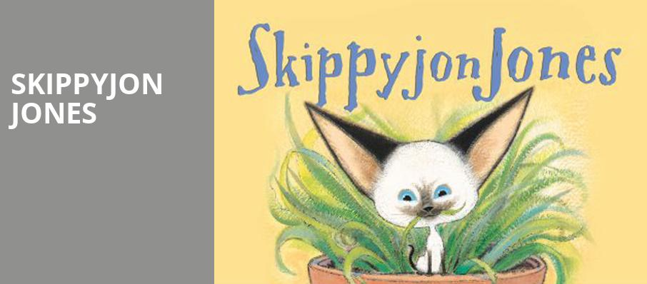 Skippyjon Jones, Walnut Street Theatre, Philadelphia