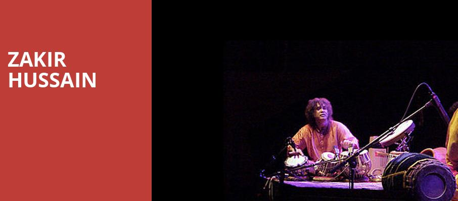 Zakir Hussain, Merriam Theater, Philadelphia