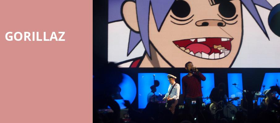 Gorillaz, Wells Fargo Center, Philadelphia