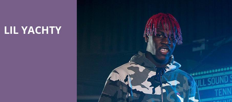 Lil Yachty, Electric Factory, Philadelphia