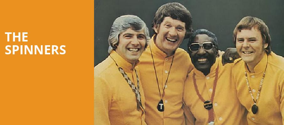 The Spinners, American Music Theatre, Philadelphia