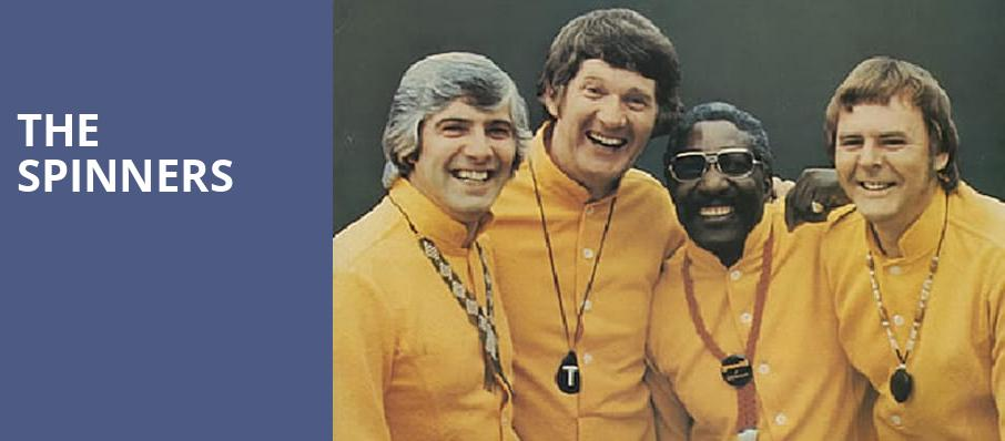 The Spinners, Keswick Theater, Philadelphia