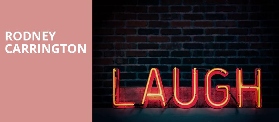 Rodney Carrington, Caesars Atlantic City, Philadelphia
