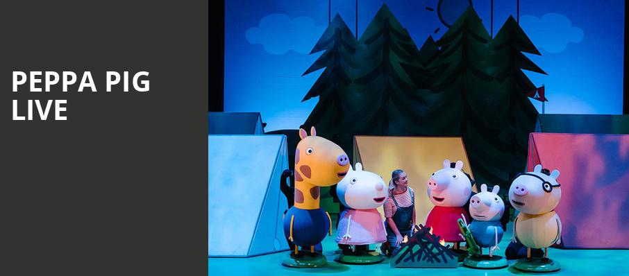 Peppa Pig Live, Tower Theater, Philadelphia