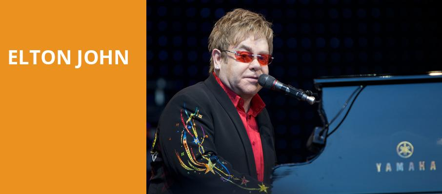 Elton John, Wells Fargo Center, Philadelphia