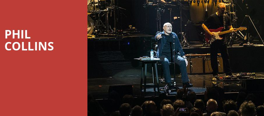 Phil Collins, Wells Fargo Center, Philadelphia