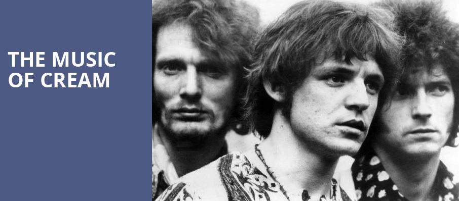 The Music of Cream, Penns Peak, Philadelphia
