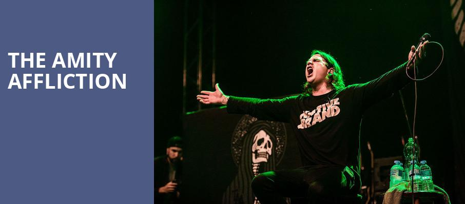 The Amity Affliction, Electric Factory, Philadelphia