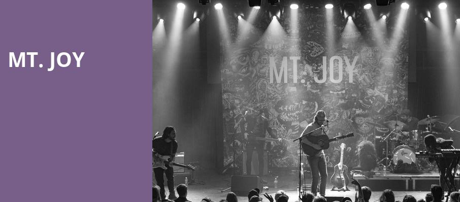 Mt Joy, The Fillmore, Philadelphia