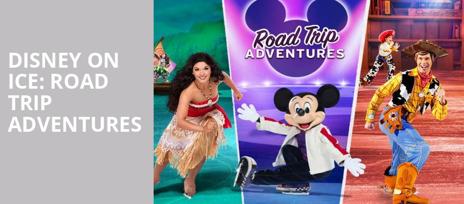 Disney On Ice Road Trip Adventures, Wells Fargo Center, Philadelphia