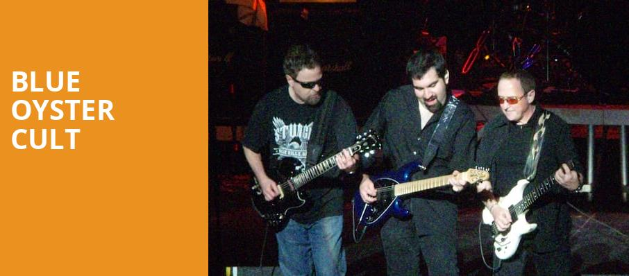 Blue Oyster Cult, American Music Theatre, Philadelphia