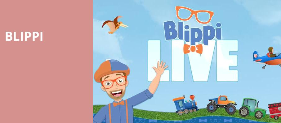 Blippi, Merriam Theater, Philadelphia