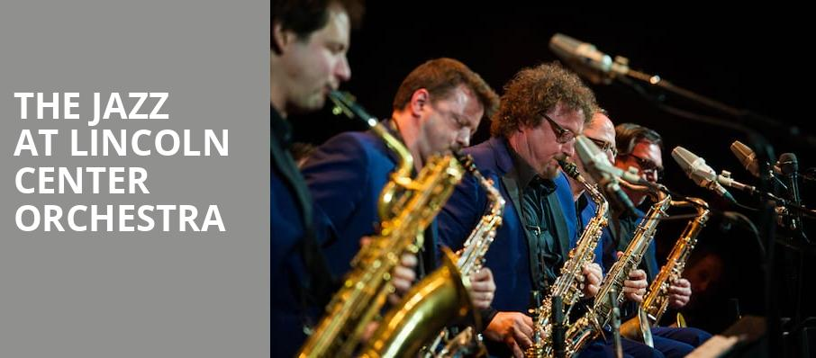 The Jazz at Lincoln Center Orchestra, Academy of Music, Philadelphia