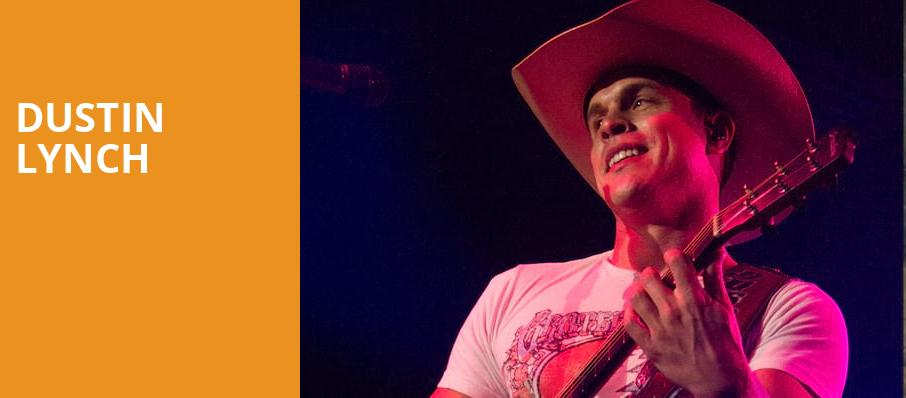 Dustin Lynch, Parx Casino and Racing, Philadelphia
