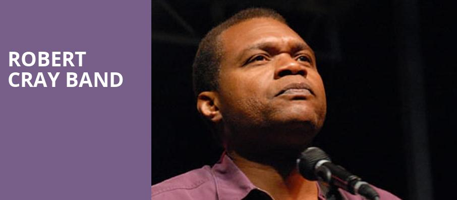 Robert Cray Band, Keswick Theater, Philadelphia