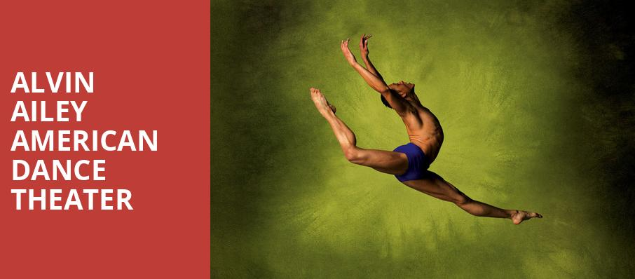 Alvin Ailey American Dance Theater, Academy of Music, Philadelphia