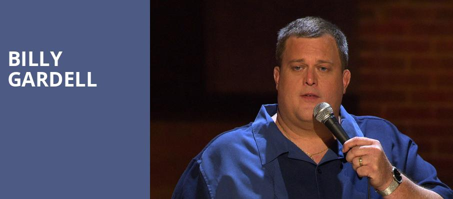 Billy Gardell, SugarHouse Casino, Philadelphia