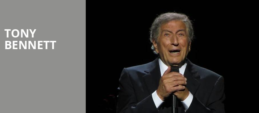 Tony Bennett, Parx Casino and Racing, Philadelphia