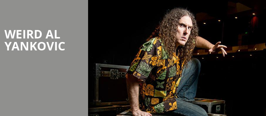 Weird Al Yankovic, American Music Theatre, Philadelphia