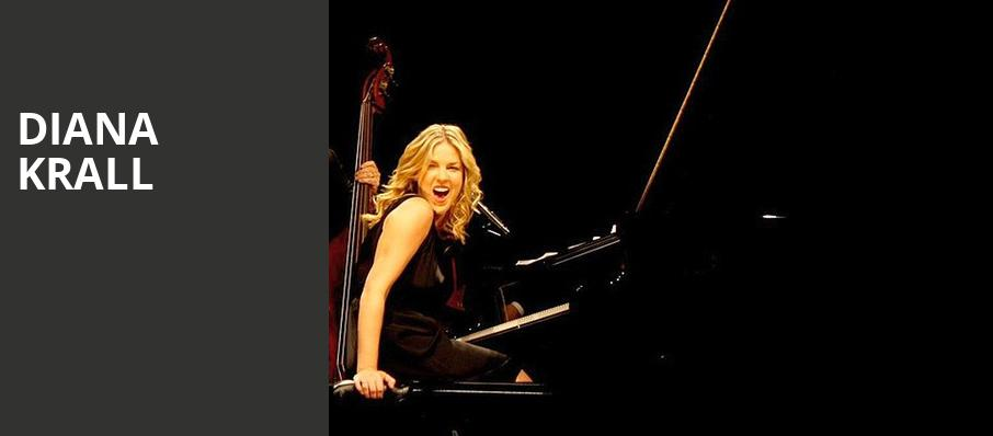 Diana Krall, Caesars Atlantic City, Philadelphia