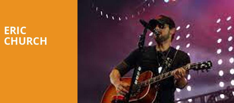 Eric Church, Wells Fargo Center, Philadelphia
