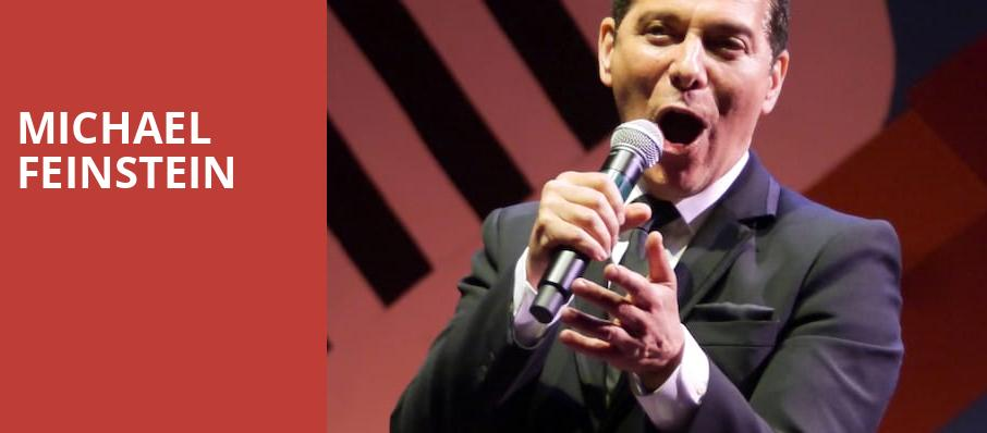 Michael Feinstein, Keswick Theater, Philadelphia