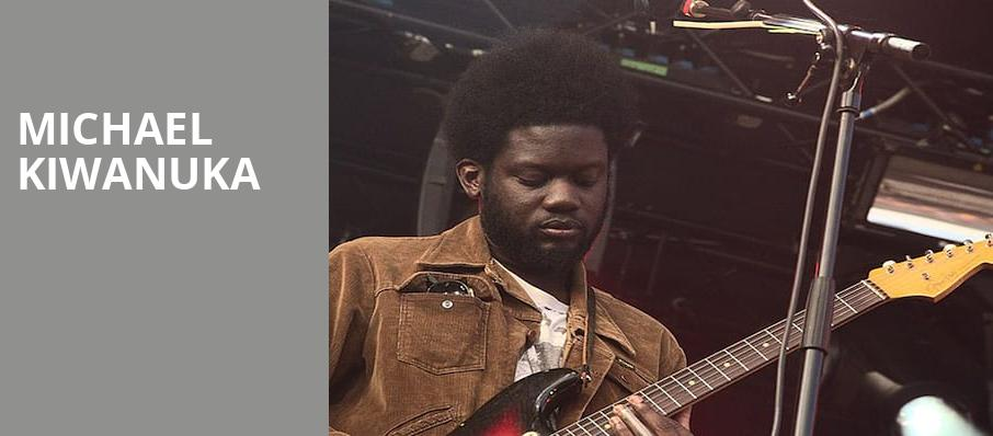 Michael Kiwanuka, Union Transfer, Philadelphia