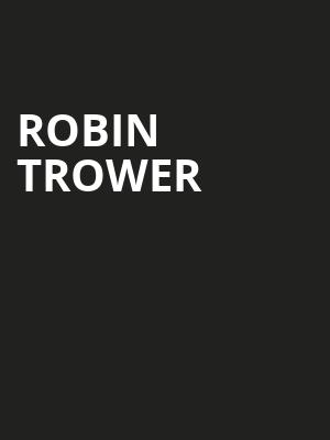 Robin Trower Poster