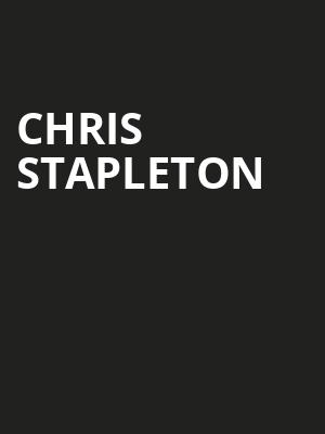 Chris Stapleton Poster
