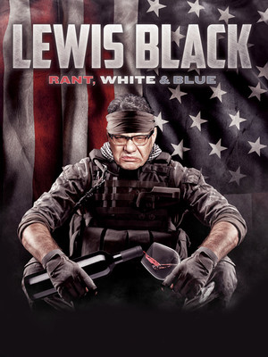 Lewis Black, Academy of Music, Philadelphia