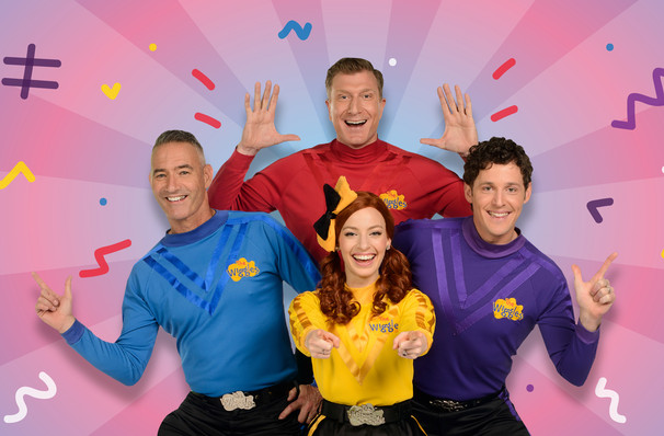 The Wiggles, Tower Theater, Philadelphia