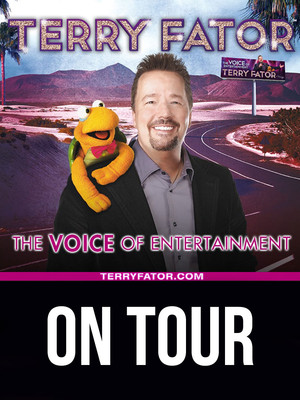 Terry Fator, American Music Theatre, Philadelphia
