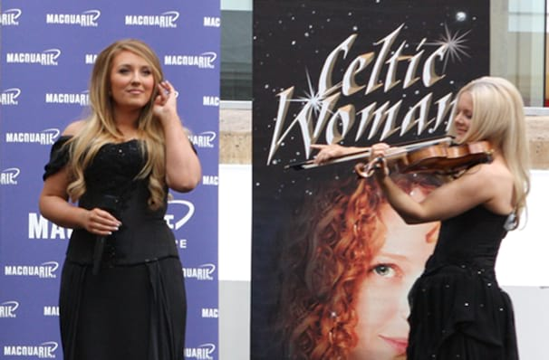 Celtic Woman, American Music Theatre, Philadelphia