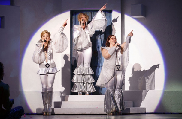 Mamma Mia, Merriam Theater, Philadelphia