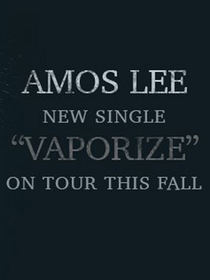 Amos Lee Poster