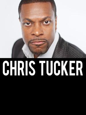 Chris Tucker Show poster