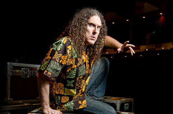 Weird Al Yankovic, Caesars Atlantic City, Philadelphia
