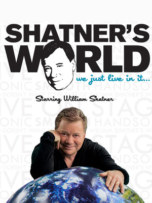 Shatner's World: We Just Live In It Poster
