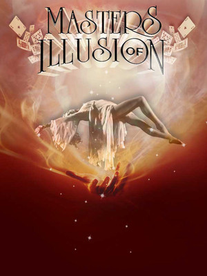 Masters Of Illusion, American Music Theatre, Philadelphia