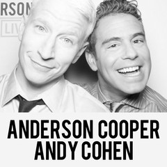 Anderson Cooper Amp Andy Cohen Academy Of Music At Kimmel