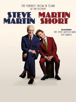 Steve Martin Martin Short, Academy of Music, Philadelphia