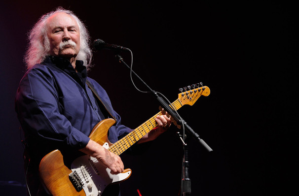 David Crosby dates for your diary